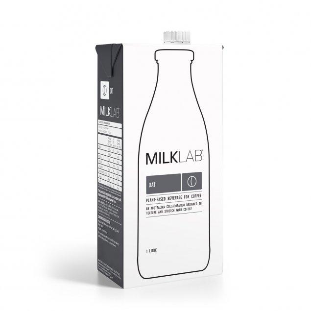 MilkLab Oat Carton of 8