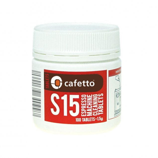 Cafetto S15 Cleaning Tablets