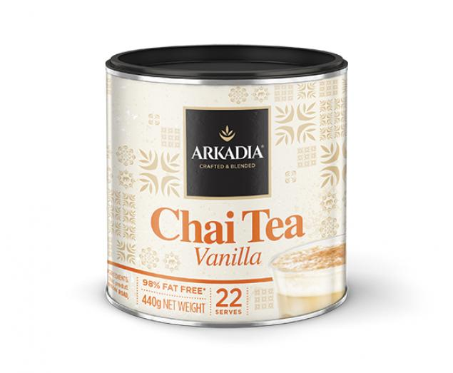 Arkadia Chai Tea Vanilla 440g