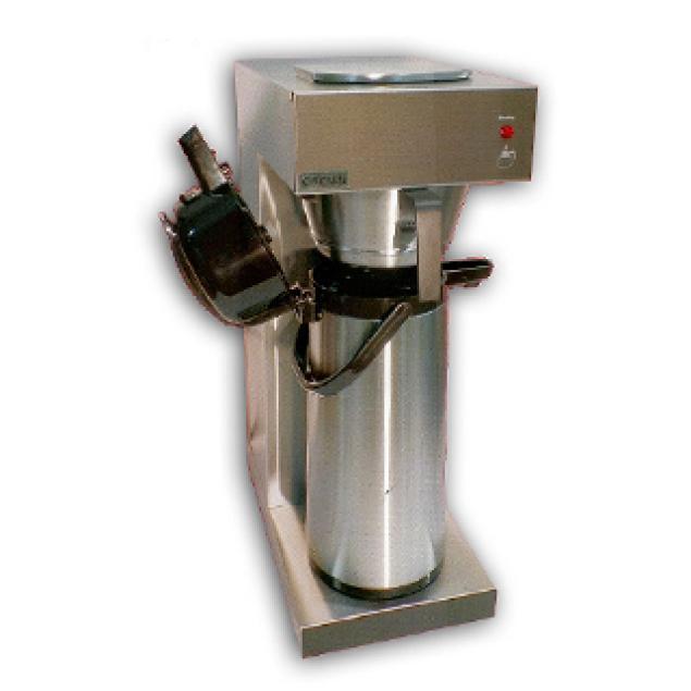 Crown Industries 2.2 Litre Air Pot Coffee Brewer