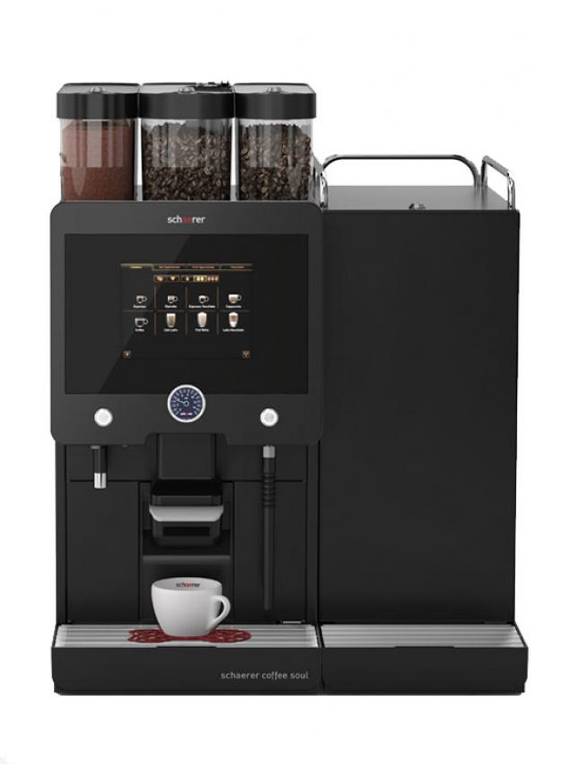 Schaerer Commander Soul  - with M2M Telemetry Coffee Machine