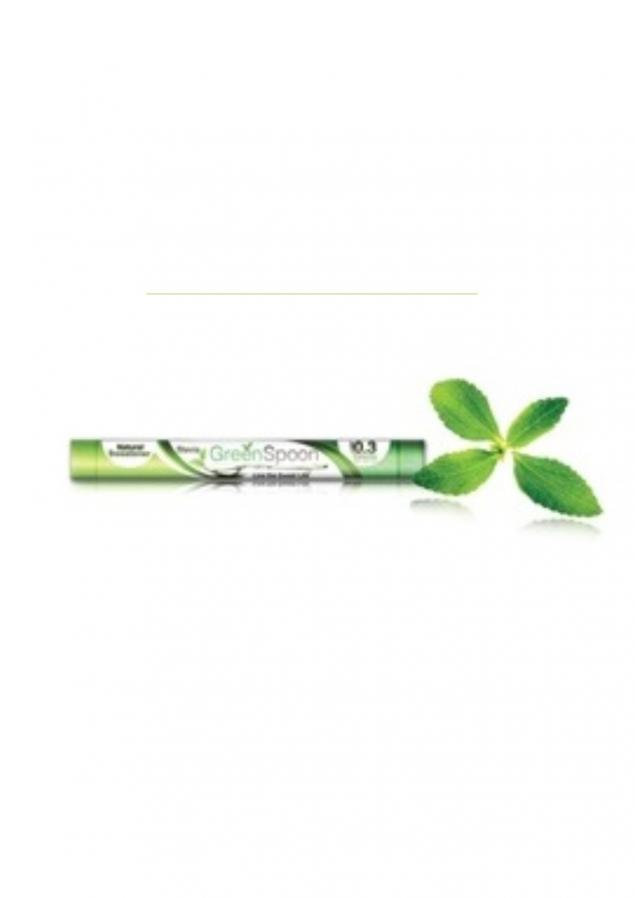GreenSpoon Natural Stevia Sweetener 500 Sticks