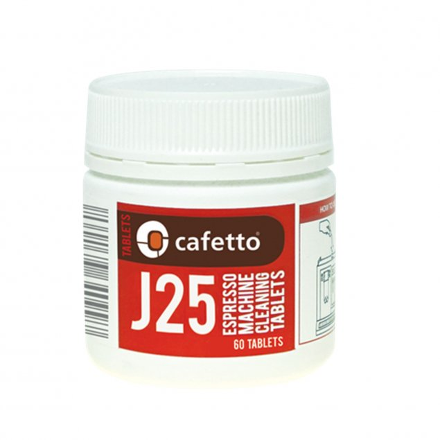 Cafetto J25 Cleaning Tablets