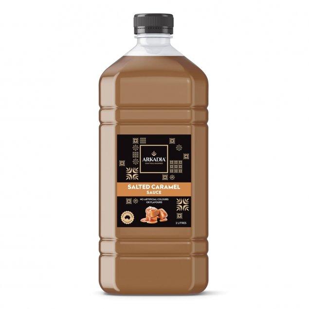 Salted Caramel Sauce - 2 Litres