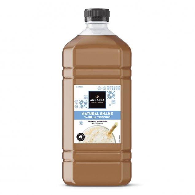 Natural Vanilla Milkshake - 2 Litres